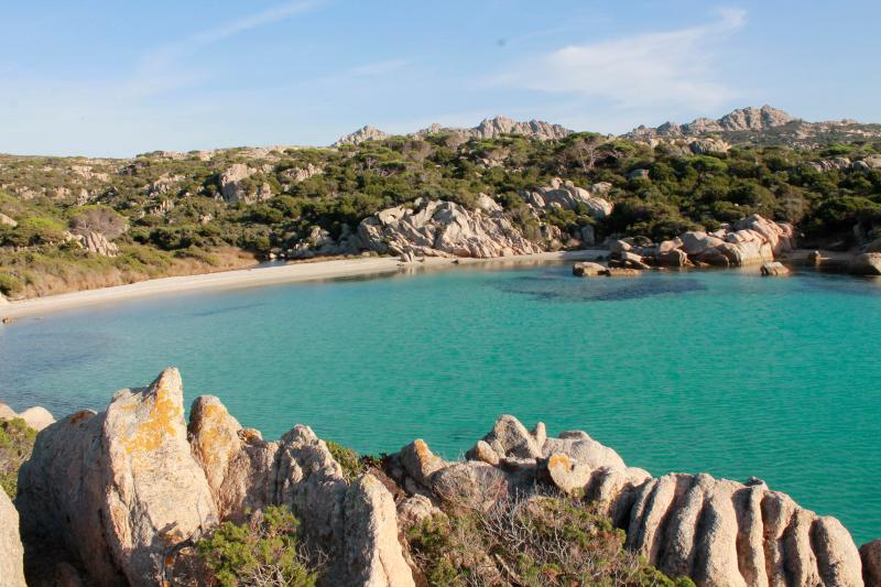 The National Park of La Maddalena 25 km