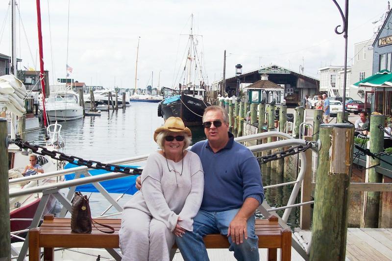 Kay & Jonathan Cook - Hosts