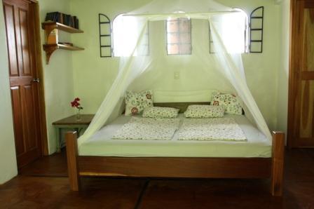 bedroom 1, 2x2meter