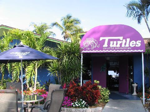 Casual fun dining onthe waterfront also within walking distance