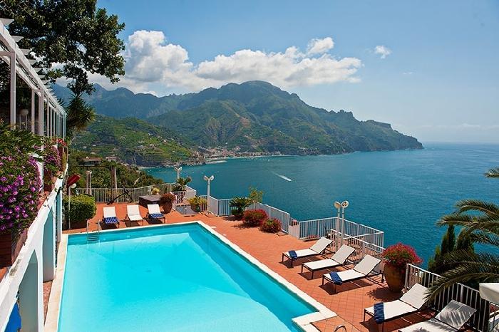 Villa Magris Ravello luxury villa, vacation rental in Ravello