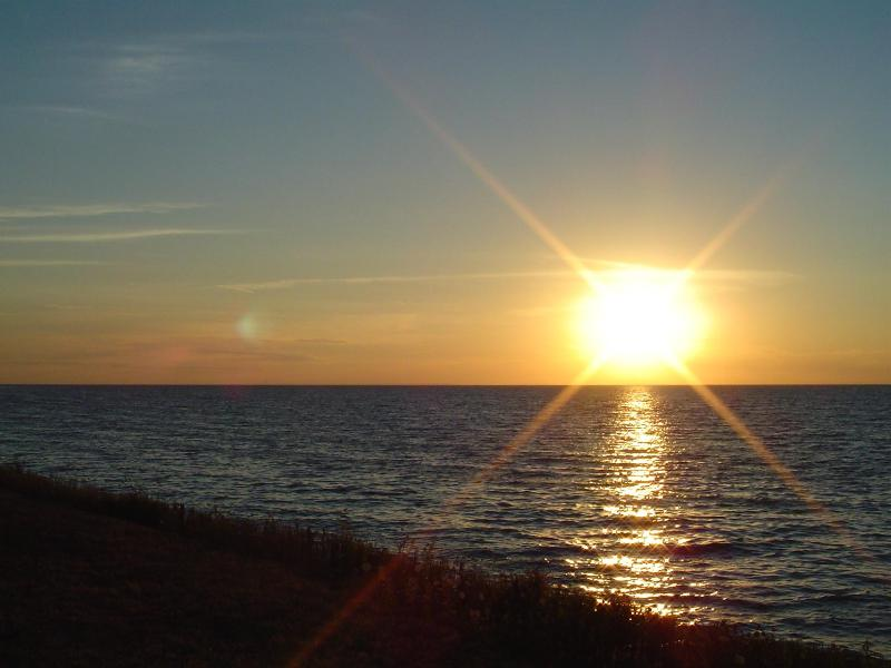 Close to the lake and spectacular sunsets