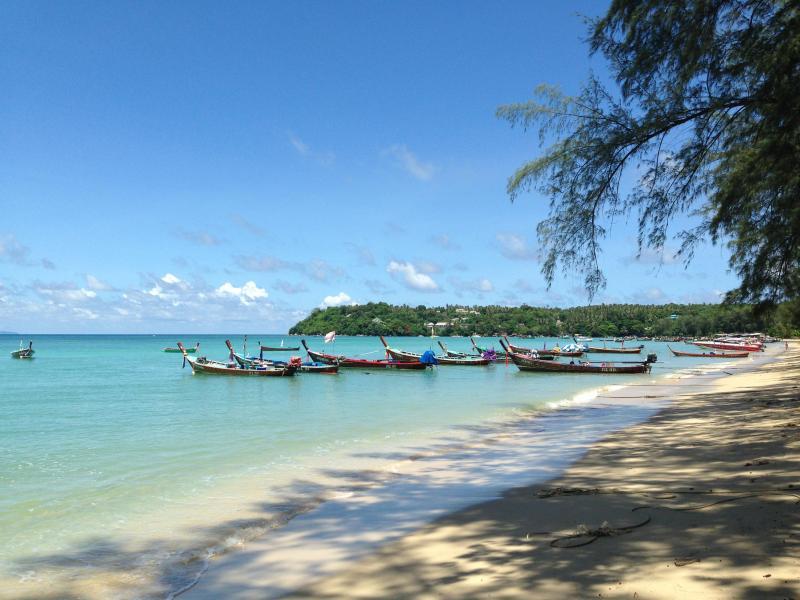Rawai playa (5 minutos en coche)