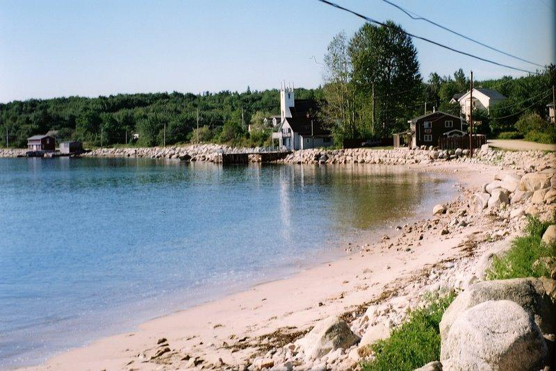 Mill Cove Beach