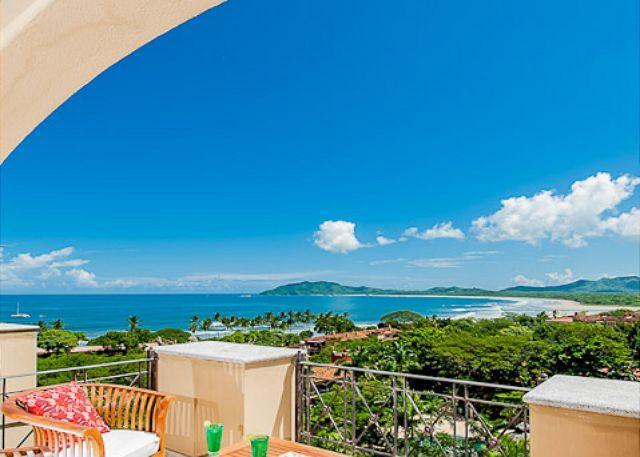 Unbelievable views of Playa Grande and Tamarindo bay