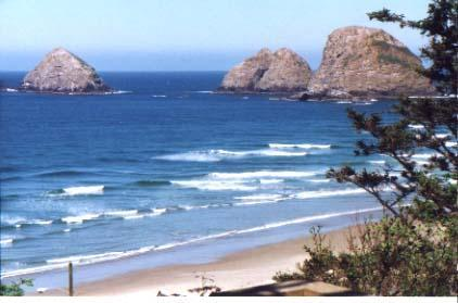 Special Occasion Home for a couple (s) or families, holiday rental in Cape Meares