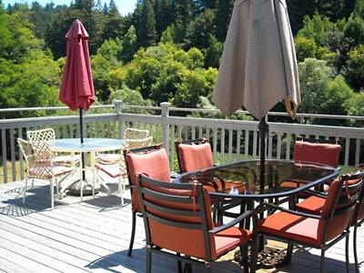 Idle Hours, Riverfront Sonoma County Vacation Rental