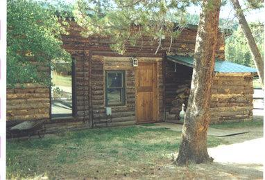 Exterior of Bunkhouse
