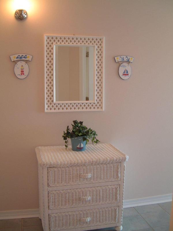 Hall Mirror and dresser...