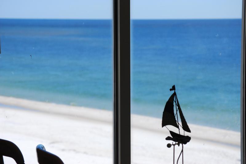 El amor que el agua azul ... Sólo las unidades de esquina tienen esta ventana!
