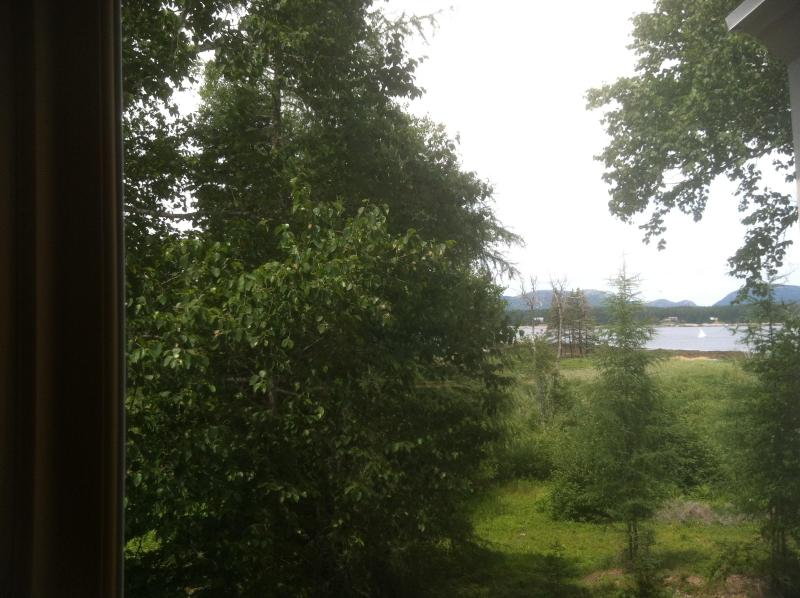 View from Master