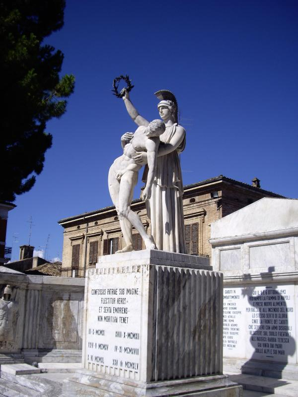 Monuments in Lanciano