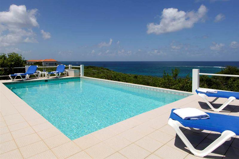 JEMS is a beautifully situated villa with sweeping ocean views
