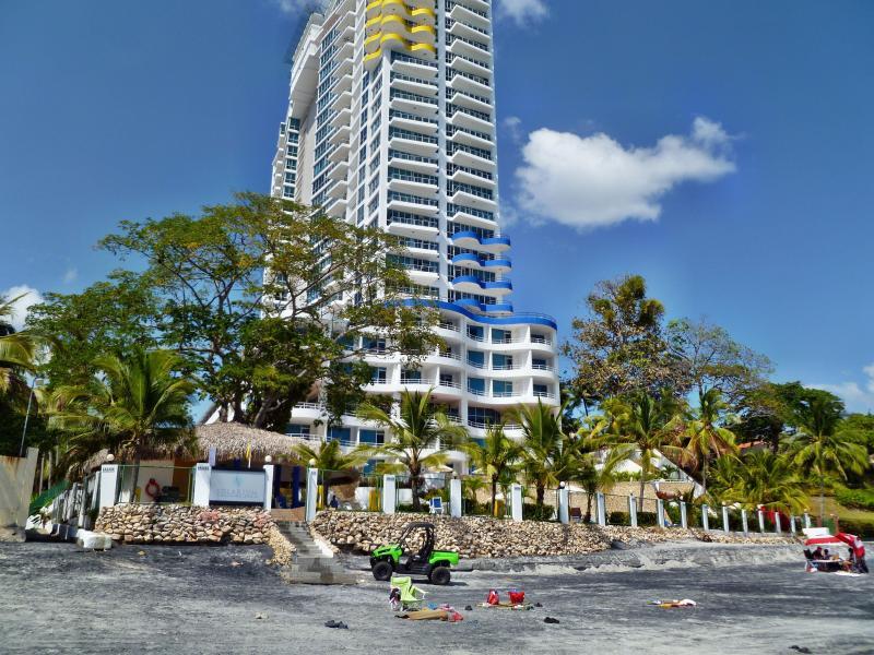 Condominium, 22 étages, notre apt est dans le 11ème étage