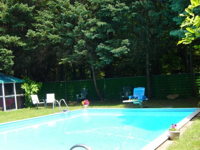 Pool in it's full glory!