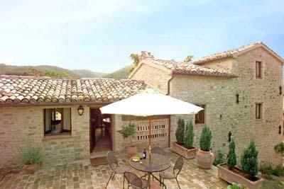 Terraço casa de Olive