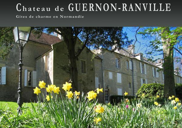 Chateau de GUERNON-RANVILLE