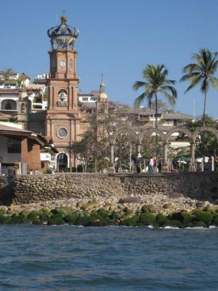 Mexican Charm Steps From Los Muertos Beach Has Internet
