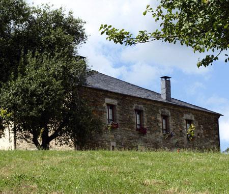 Rural Cottage Casa da Bastida, casa vacanza a Cervantes
