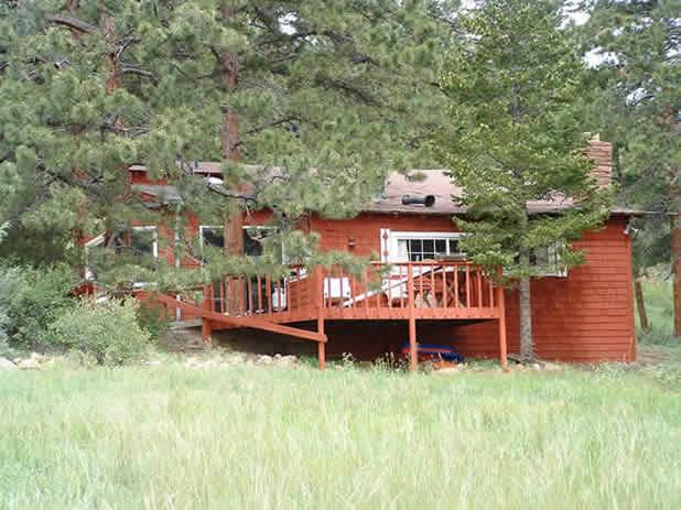 Experience Grandma's Cabin