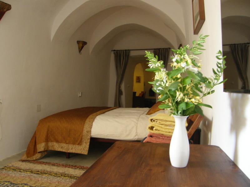 Long bedroom
