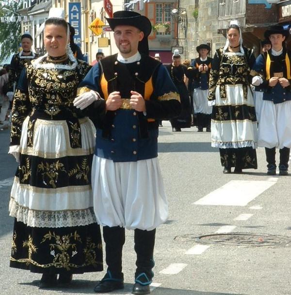 The Bastille Day Parade, Carhaix