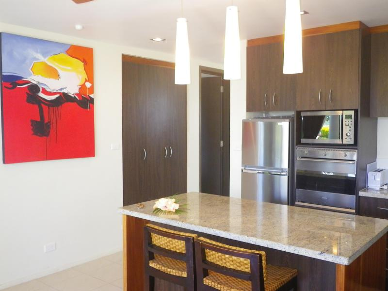 Stylish, High End Kitchen