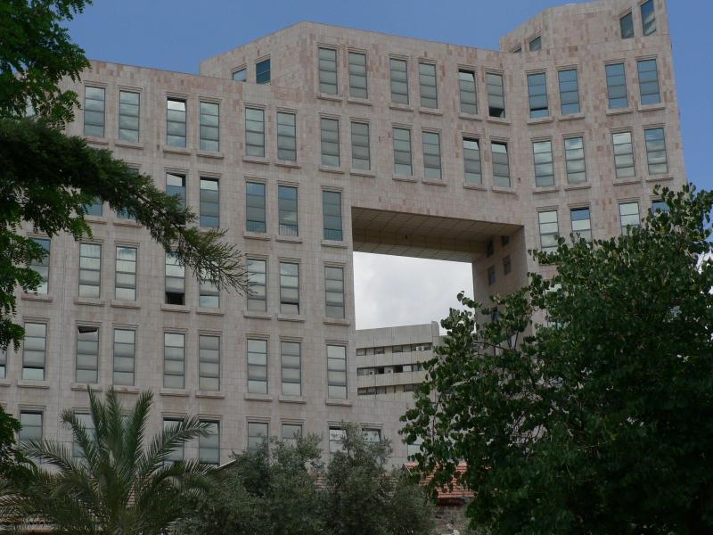 Our 'Windows of Jerusalem' building
