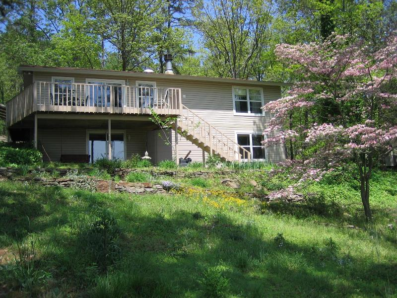 Greer's Ferry Lake View Home 4 BR - 2,114 sq. ft., holiday rental in Shirley