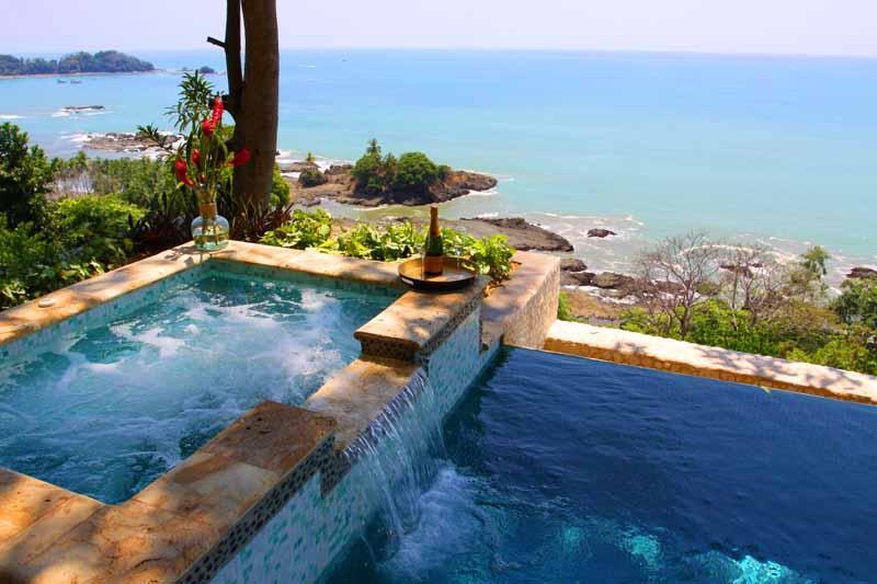 Pool Villa #1 (villa de lua de mel) & Jacuzzi