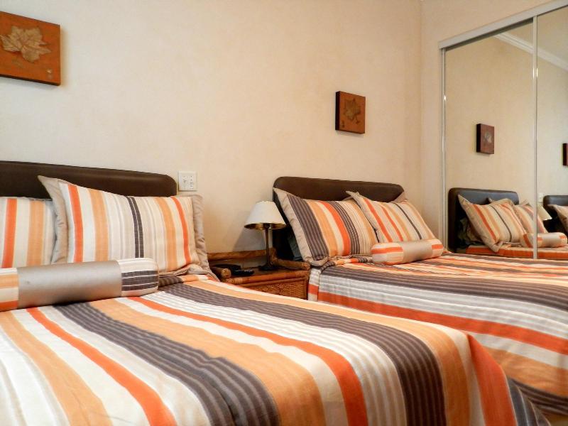 Seconde chambre avec 2 lits Full Size