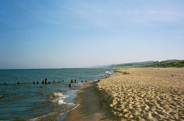 Saugatuck Lake Michigan Oval Beach