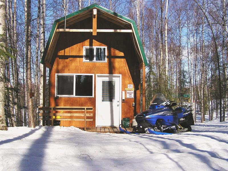 Cabin 2 Winter