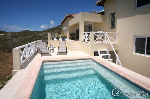 Caribella ....St Maarten Villa...Pool