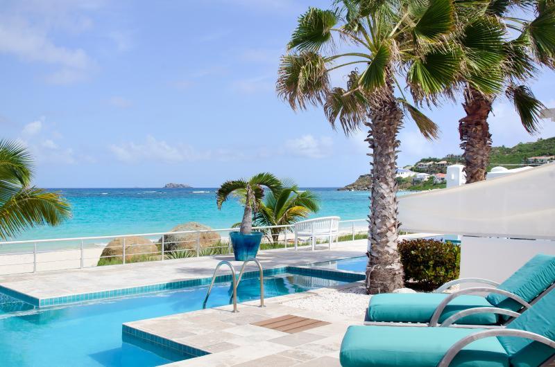 STARFISH... Coral Beach Club, Dawn Beach, St Maarten