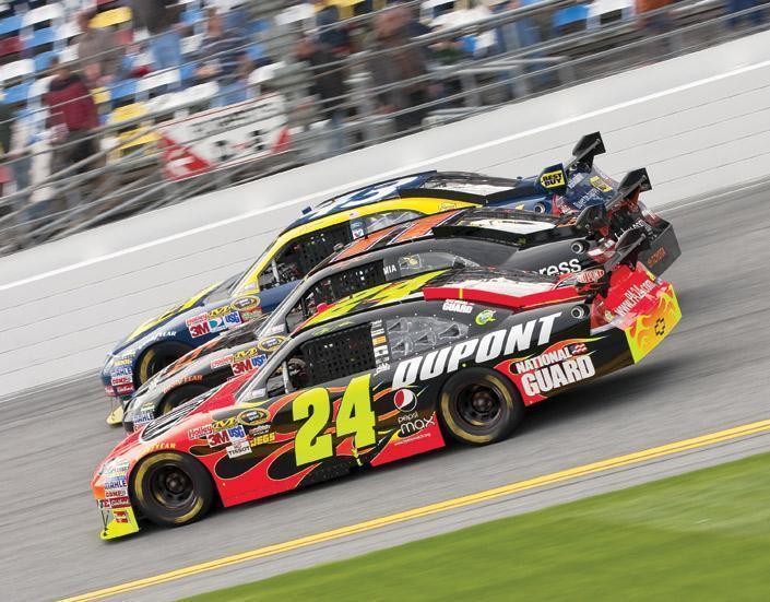 Daytona  International Speedway 16min