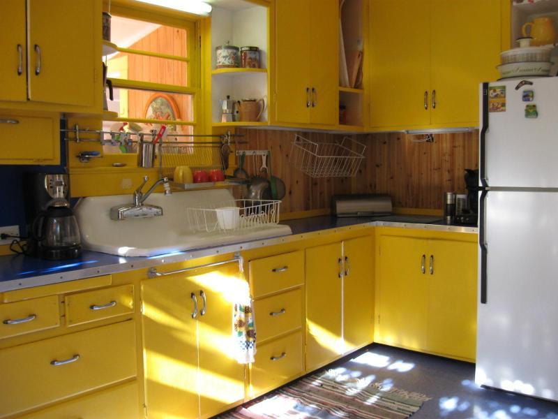 Sunny Side Up Kitchen