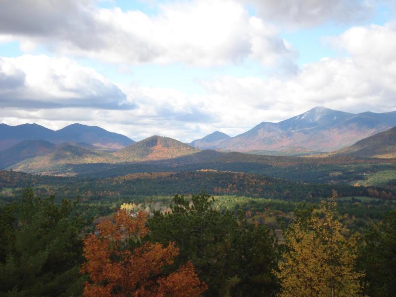 Fall in Love com as Adirondacks-vista de Star cume-5 min.walk-se rígido.