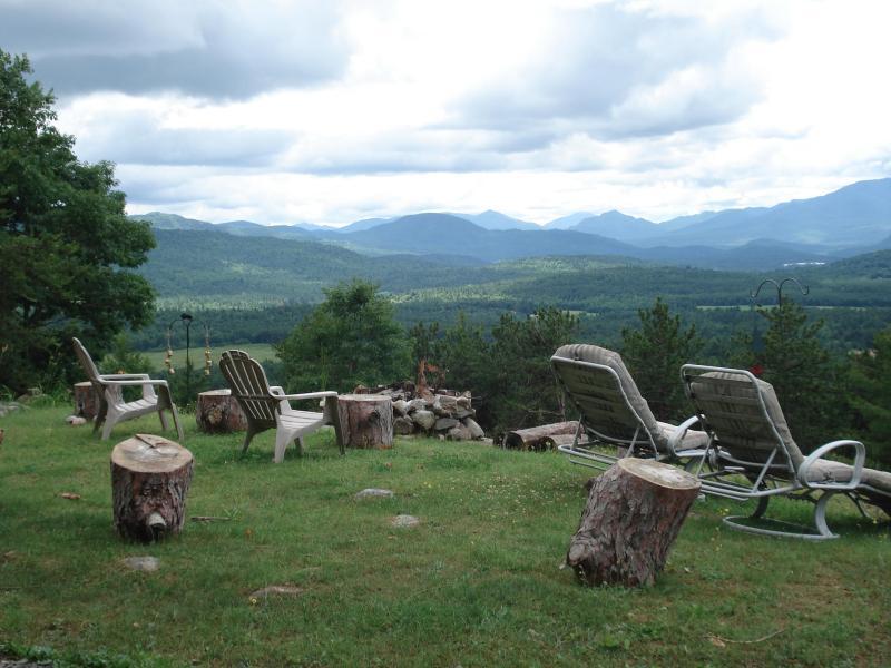 Inspirado Adirondack Sonho em 30 acres privado e isoladas.