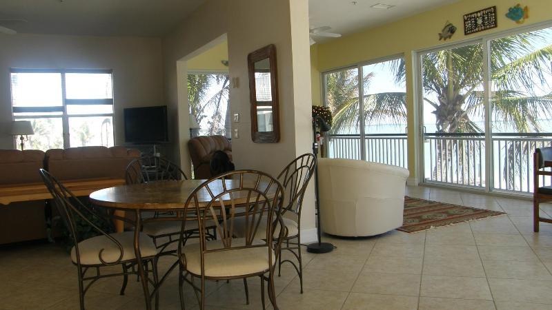 the lani living room