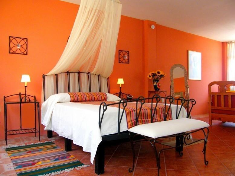 Pancho Villa bedroom