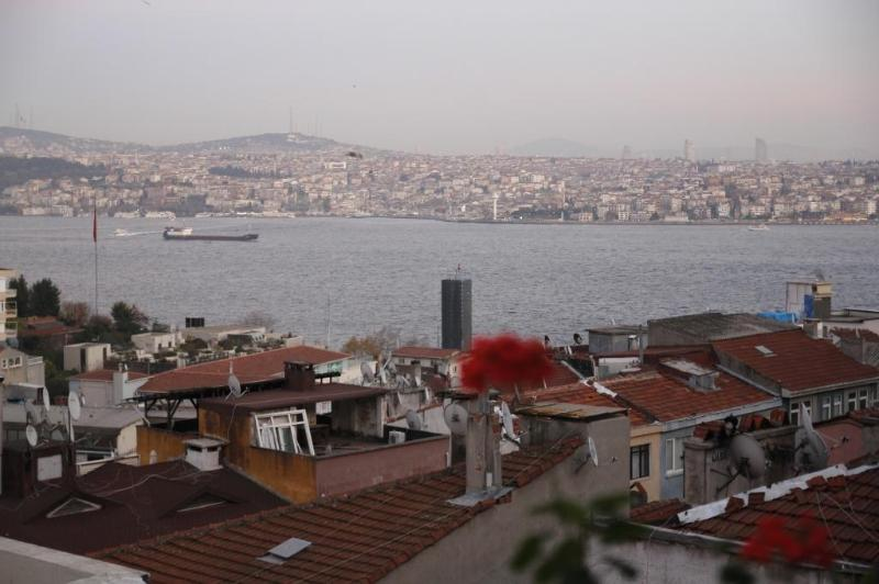 View From our 3rd floor Flat Taksim Rental apartment