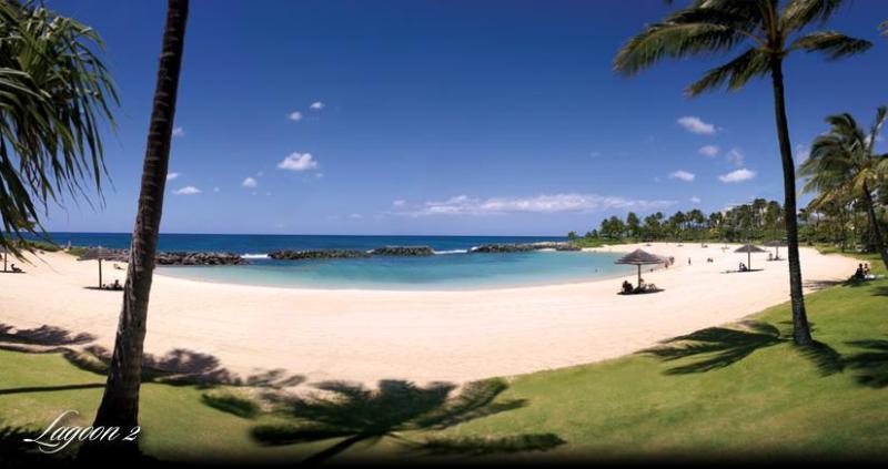 Laguna prístina Playa Villa