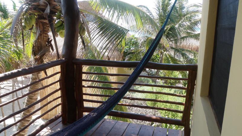 View on Balcony
