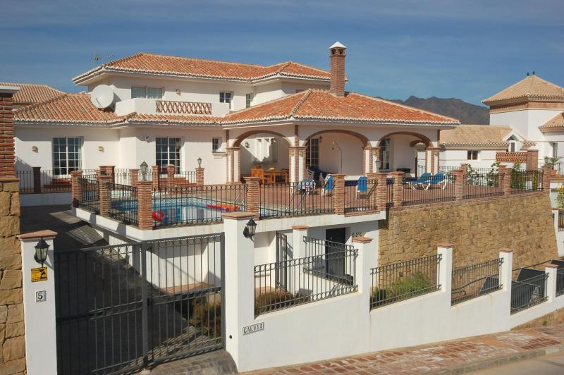 VILLA GALVIA ON LA CALA GOLF RESORT