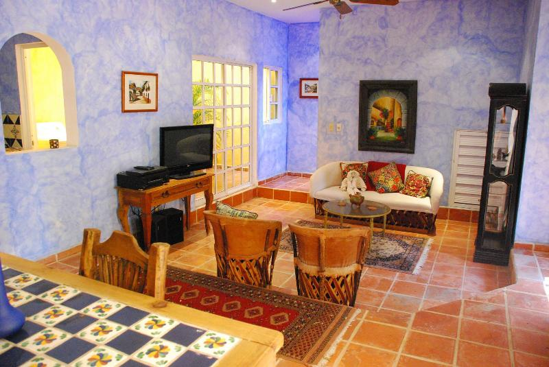 Experience the feel of old colonial Mexico with it's vibrant colors. The perfect island getaway.