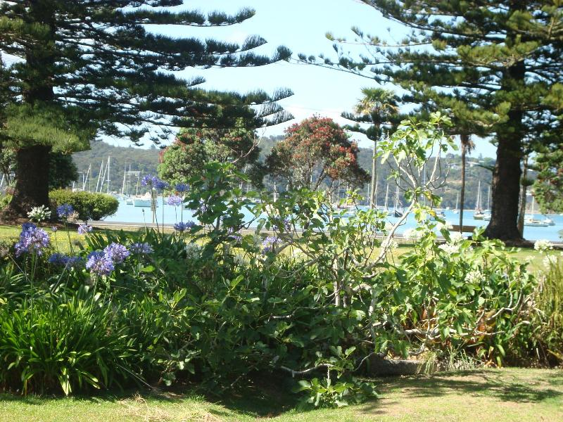 COTTAGE view to the sea with pretty gardens