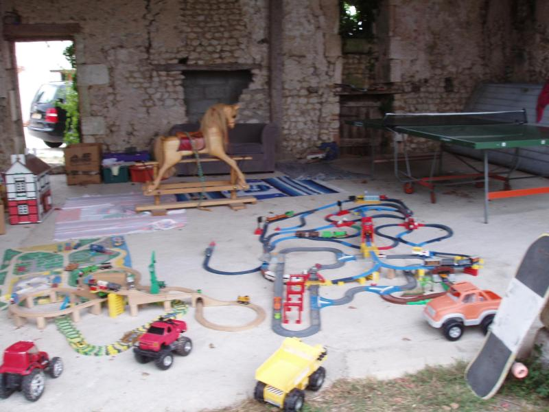 Undercover play area