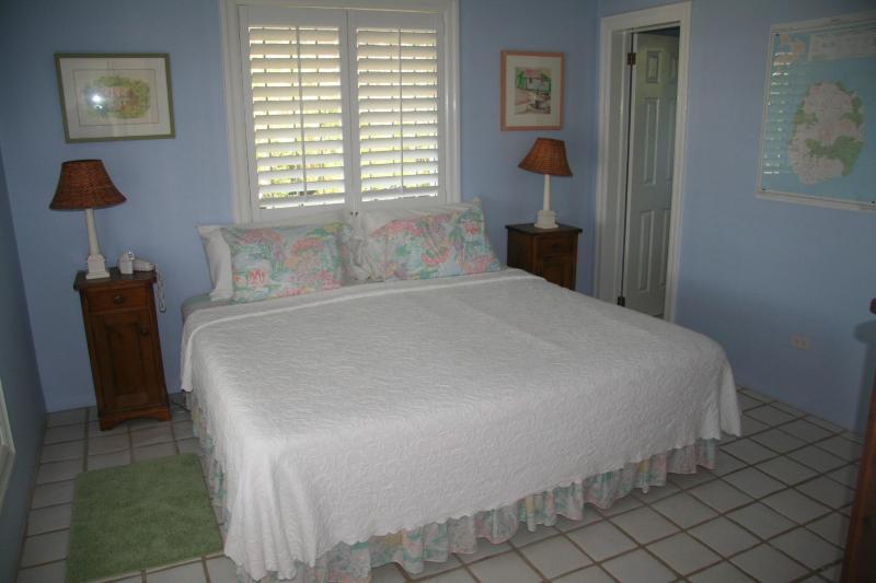 Dormitorio principal de Villa
