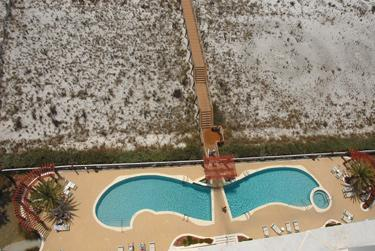 Pools (one heated) and Hot Tub